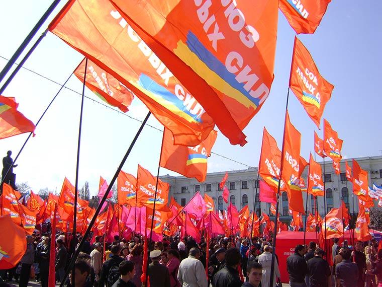 Значительное число участников мероприятия стало еще одним свидетельством готовности крымчан действенно отстаивать Конституционные полномочия Автономной Республики