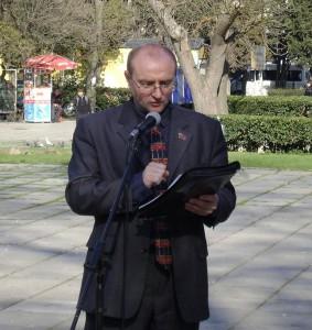 Коробейников Александр Павлович затронул много наболевших вопросов с которыми к нему обратились жители Ялты